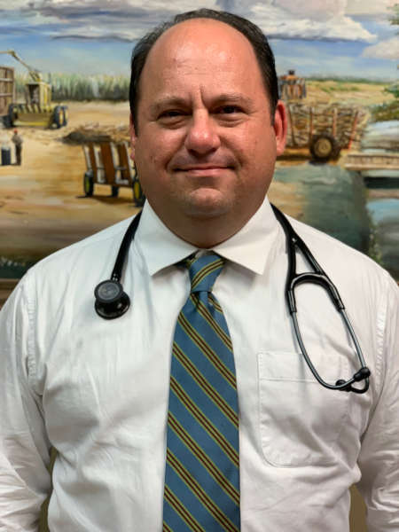 Dr. Sidney A. Marchand IV